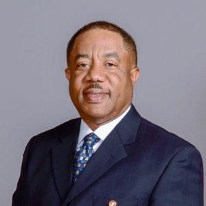 Pastor Vince Hinds